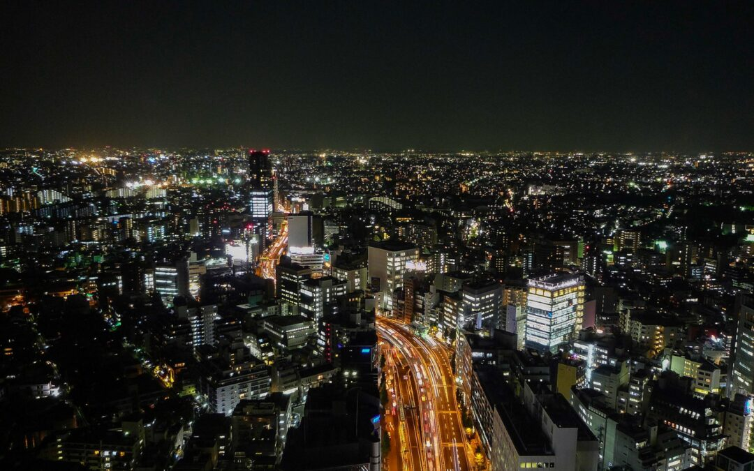 Luminăm drumul către orașele inteligente